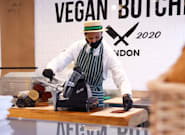 La primera 'carnicería' vegana es todo un éxito en Reino