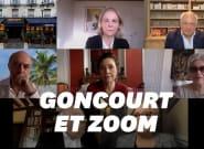 Le Prix Goncourt 2020 via Zoom ne s'est pas déroulé sans encombres