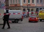 Al menos dos muertos por un atropello en una zona peatonal de la ciudad alemana de