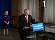 Doug Ford Approval Rating Poll Finds His Popularity Is