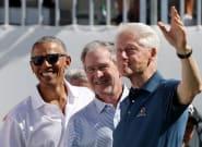 Covid-19: aux États-Unis, Obama, Bush et Clinton veulent se faire vacciner