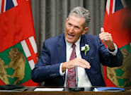 Manitoba Premier Says 'This Year, You Don't Need To Like Me' Amid Sliding Approval
