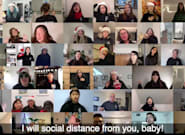 Vancouver Choir Turns 'All I Want For Christmas Is You' Into Pandemic