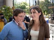 Le preguntan a Andrea Levy si tiene algo con Martínez-Almeida y no deja ninguna