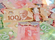B.C. Woman Saw Cash Raining From The Sky And Returned It To