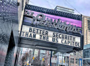 Vancouver Strip Club The Penthouse Can't Resist A Dig At U.S. Capitol