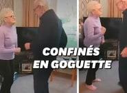 Sur Tik Tok, la vidéo de ce couple dansant sur