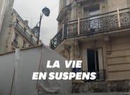 Rue de Trévise, la double peine des sinistrés de