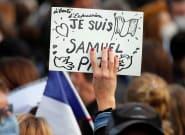 Assassinat de Samuel Paty: sept hommes interpellés en France ce