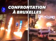 Tensions à Bruxelles après la mort d'Ibrahima lors d'un contrôle de
