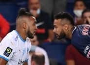 Trophée des Champions: Neymar et Alvaro se chauffe