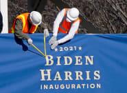 L'investiture de Joe Biden sous haute sécurité, deux semaines après l'invasion du