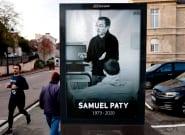 Samuel Paty: les sept hommes placés en garde à vue
