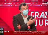 Pour le Pr Fontanet, le variant anglais du coronavirus