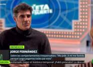 Jorge Fernández, molesto con lo que han hecho las autoridades sanitarias en las últimas