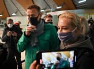 El opositor ruso Navalni, detenido tras retornar a