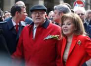 Jean-Marie et Jany Le Pen se sont mariés religieusement en