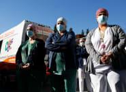 Los casos de coronavirus ya superan los 100 millones en todo el