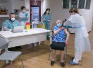 Más de seis millones de mayores de 70 recibirán la vacuna de la Covid a partir de