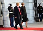 🔴 EN DIRECTO: Trump abandona la Casa Blanca horas antes de la investidura de