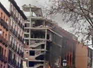 Las imágenes de la gran explosión que ha destrozado un edificio en el centro de