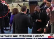 Lo que han hecho Obama y Kamala Harris al verse provoca alboroto del bueno en