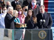 Joe Biden's Inauguration Speech Full Text: 'It's Time For