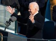 Una ministra española define muy seria el discurso de Biden y provoca risas