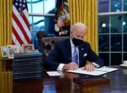Joe Biden Cancels Keystone XL Pipeline Permit Hours After Taking