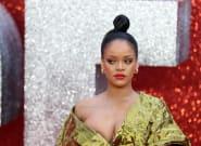 Rihanna se despide de Donald Trump con esta potente foto tirando la