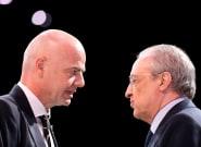 La FIFA dice que vetará de sus competiciones a los clubes y jugadores que participen en la 'Superliga'