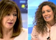 Ana Rosa abronca a Laura Madrueño, meteoróloga de Telecinco: ojo a lo que se ve en