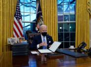 El sutil y genial cambio de Biden en el Despacho