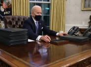 Joe Biden a retiré le bouton rouge à Coca-Cola de