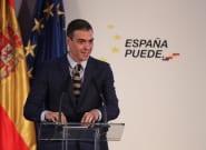 La corbata de Pedro Sánchez, protagonista en Twitter (para mal):