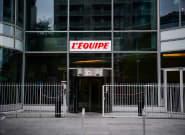 À L'Équipe la grève est suspendue,