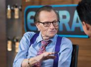 Larry King, légende de la télé américaine, est mort à 87