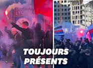 AS Saint-Etienne - Olympique Lyonnais: les supporters n'ont rien perdu de leur