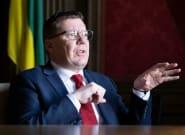 Saskatchewan Premier Scott Moe Calls Out 'Idiots' Protesting At Medical Officer's