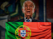 Portugal reelige como presidente a Rebelo de Sousa, la estabilidad ante la tormenta de la
