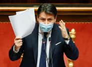Conte dimite como primer ministro de Italia y se inicia ronda para buscar