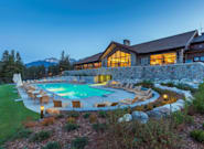 Mystery Guest Books Entire Jasper Park Lodge For 9