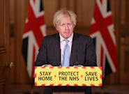 Boris Johnson Refuses To Comment On Whether Royal Family Is