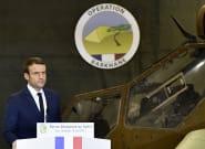 Au Sahel, Macron ne va pas réduire les effectifs de Barkhane dans