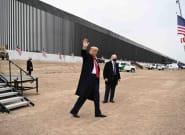 ¿Qué pasa ahora con el desastroso muro fronterizo que ha heredado