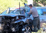 Tiger Woods 'Fortunate' To Be Alive After Major Car