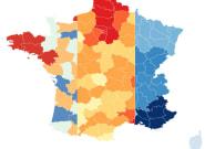 Les cartes du Covid-19 en France pour comprendre où la situation est