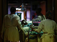 Simón alerta del cambio que está ocurriendo en los hospitales con la caída de