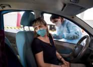 No con AstraZeneca: gente que rechaza la vacuna de Oxford por su menor