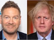 Kenneth Branagh's First Picture In Character As Boris Johnson Is Spookily